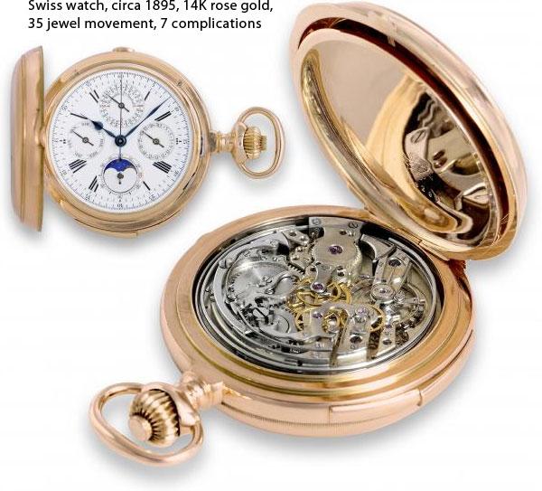 Fine Swiss Watches